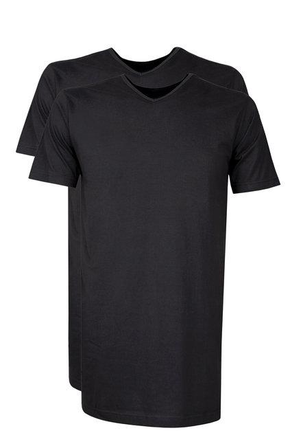 goedkope extra lange t shirt van hoge kwaliteit amisura
